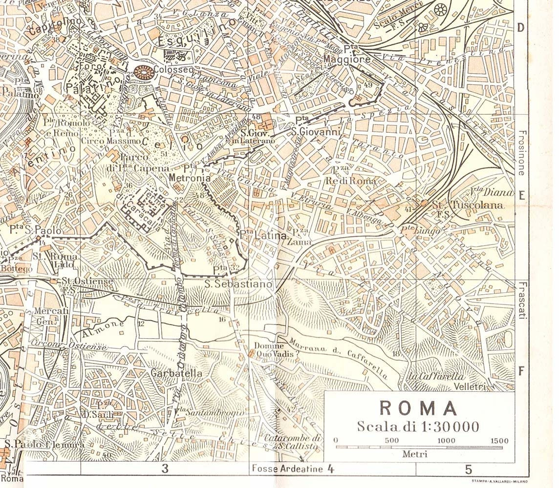 Italian Cities Map Italian City Map
