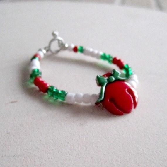jingle bell bracelet jingle bell charm bracelet