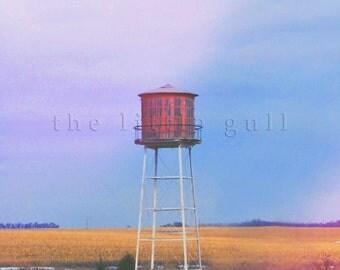 8 x 8 fine art print - Raggedy (Tower)ann