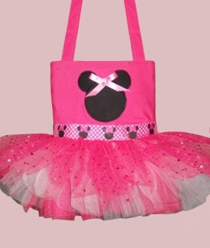 how to make tutu party favor bags