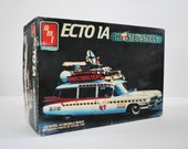Vintage 1989 Ghostbusters Ecto 1-A model (Do Not Buy Reserved)