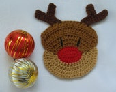 6 cute projects to crochet - Last Minute Christmas Decorations crochet patterns e-book