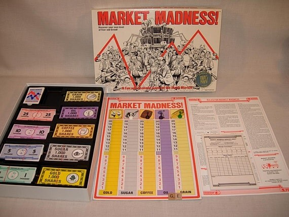 buy stock exchange board game