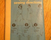 Vintage Sewing Patterns - chic/ hobo/ steampunk