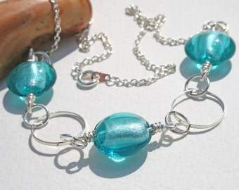 mothers day from daughter, shops in UK, blue necklace,  mothers day necklaces, Ready to Send