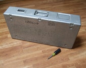 Record Case -or- Multipurpose Double-Lined Military Box