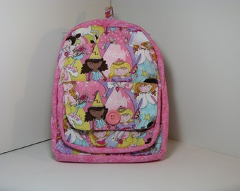 Princess Party Preschool Backpack