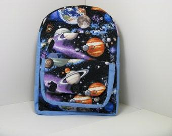 Galaxy Preschool Backpack
