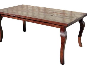 Cabriole Dining Table