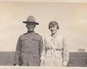 Vintage/Antique photo of a couple