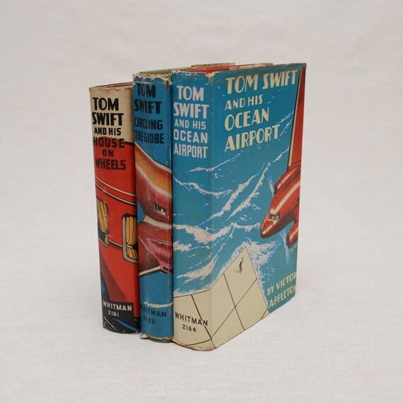 Tom Swift - Books - Set of 3