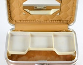 vintage airway cosmetic train case