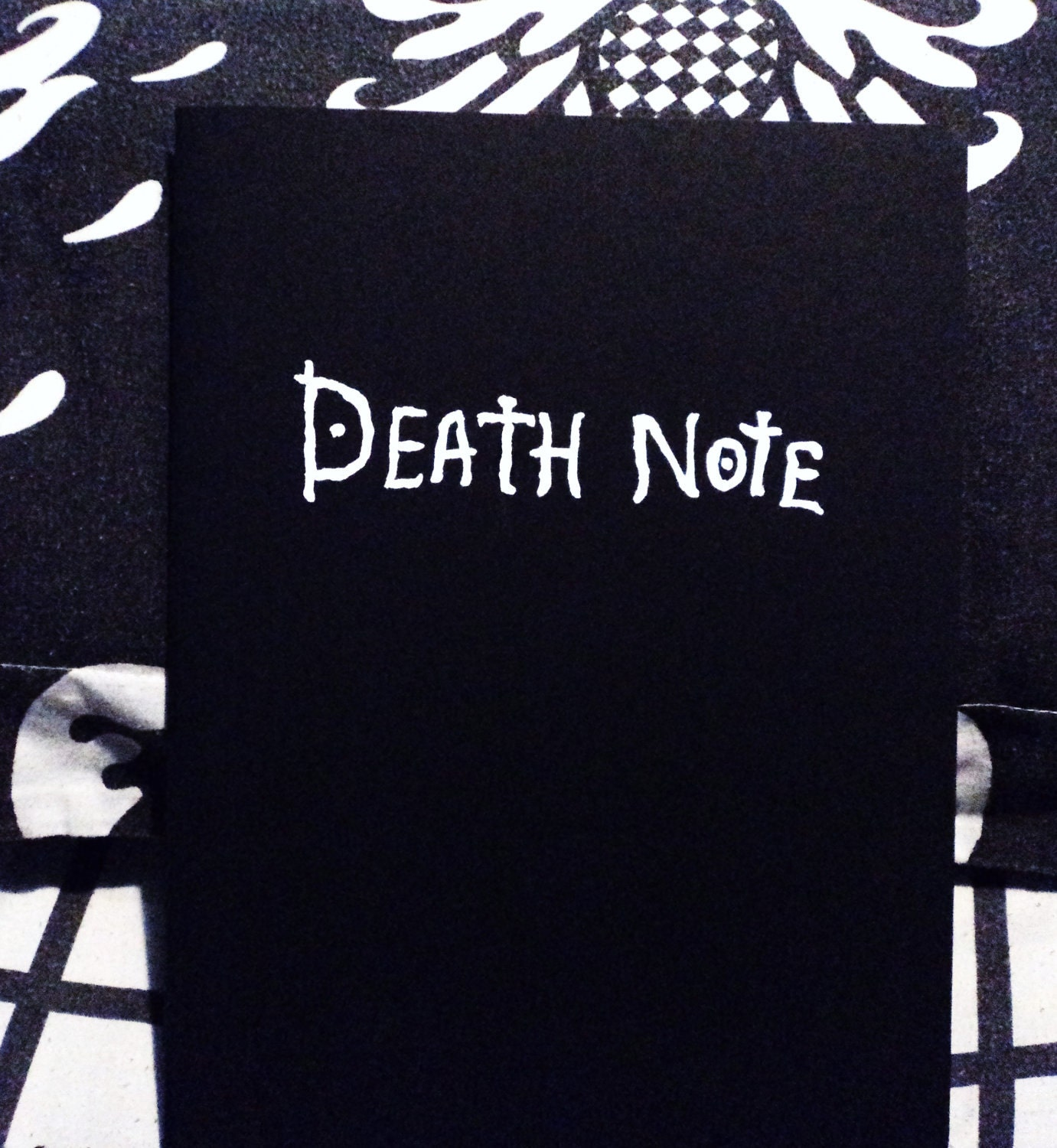 Death Note Notebook Replica