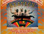 the BEATLES album MAGICAL MYSTERY tour