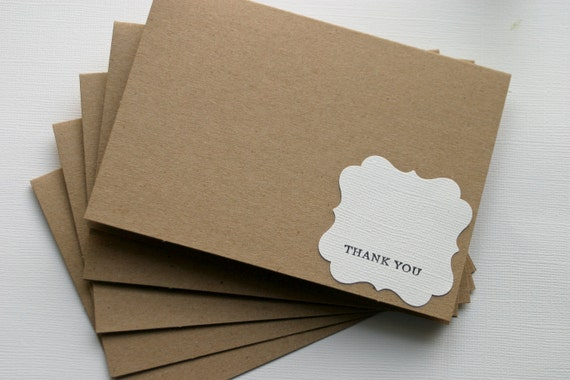 Wedding Thank You Cards Set
