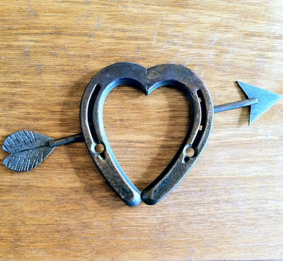 things made with horseshoes - photo #11