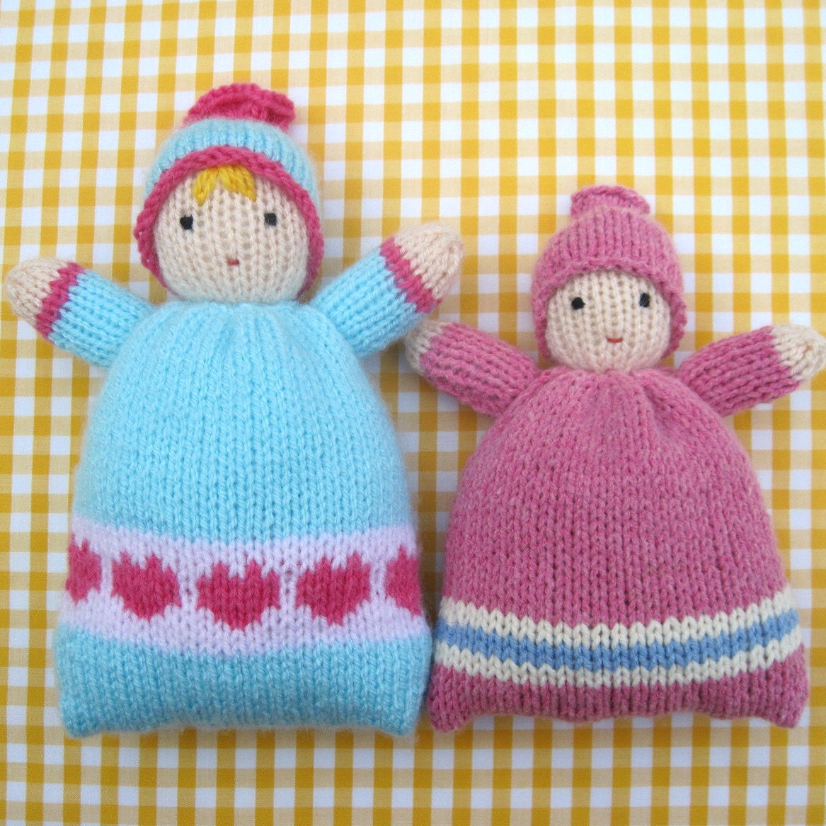 Little Sweethearts Baby Bunting toy doll in 2 sizes