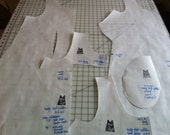 Custom Sewing Pattern for a Shift
