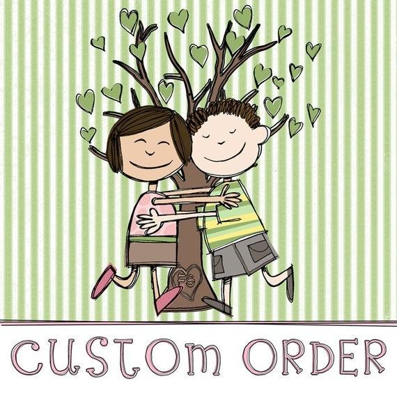 Custom for Michelle