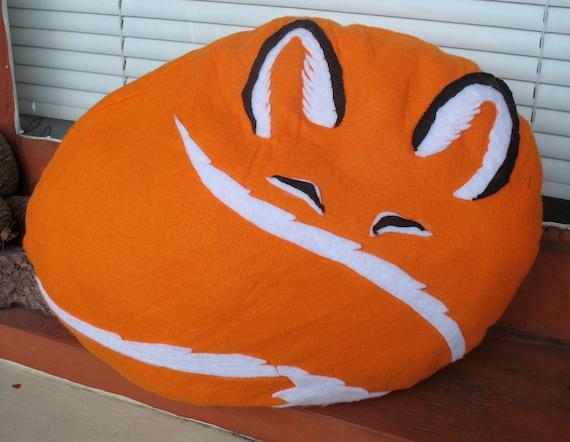 Kit, the Sleepy Woodland Fox Pillow
