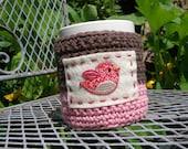 Tweet mug cozy