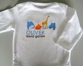 amurness Private Listing, Dwell Animals Onesie