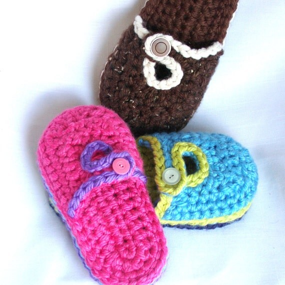 Crochet Pattern 209 Big Kids Super Quick And Comfy House