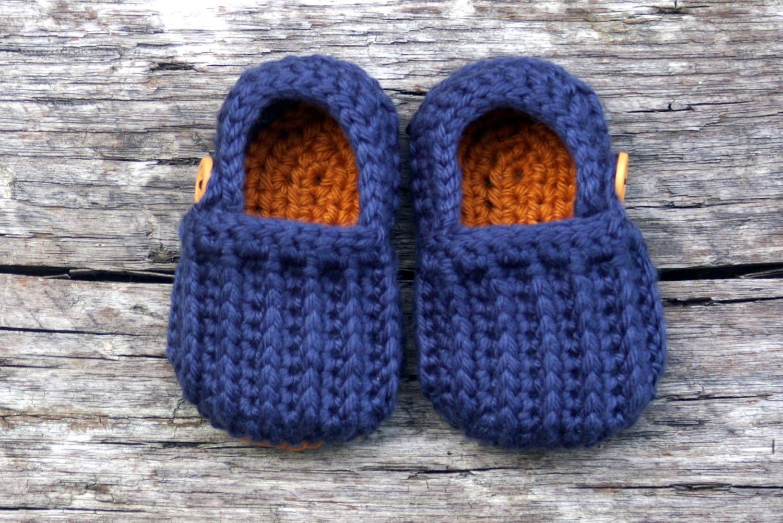 Easy on loafers crochet pattern crochet pattern 104 zoom bankloansurffo Choice Image