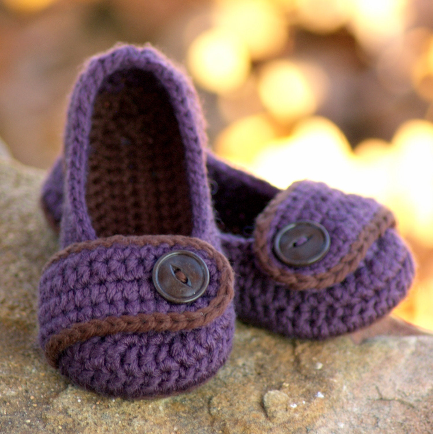Crochet Patterns For Toddlers Slippers : CROCHET PATTERN 206 Toddler Valerie Slipper Toddler Sizes