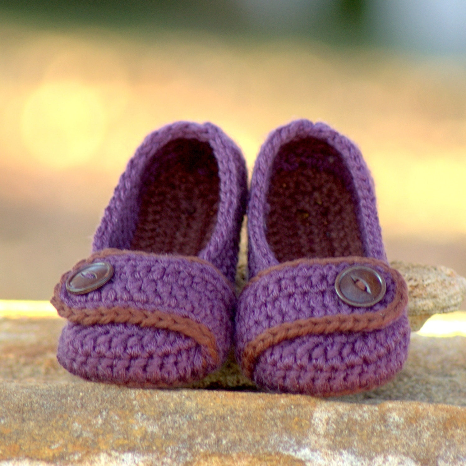 Crochet Patterns For Toddlers Slippers : Toddler Crochet Pattern for Valerie Slipper by ...