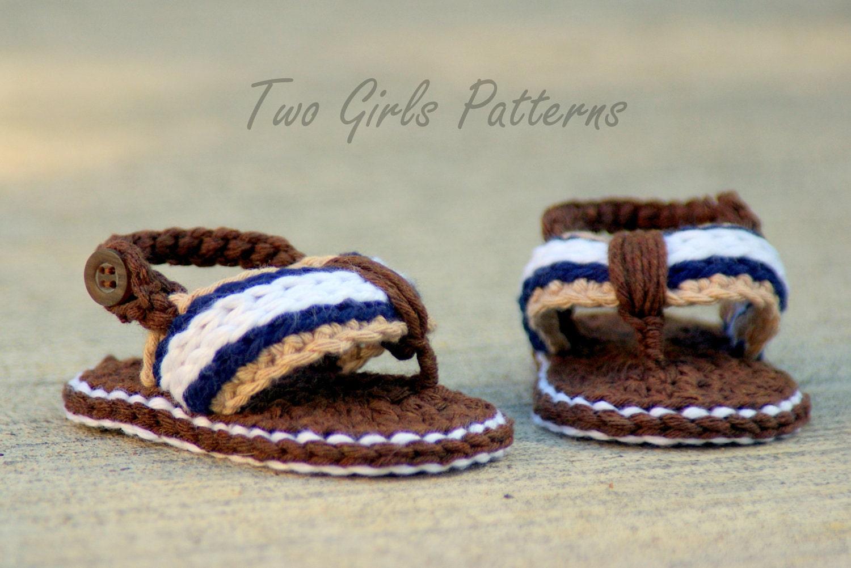 Crochet pattern 116 crochet patterns for sporty flip flop zoom bankloansurffo Gallery
