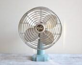 Powder Blue Retro Kord Fan