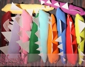 Clip-on Monster Tails PARTY PACK: 12 Tails, you pick the colors