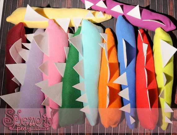 Clip-on Monster Tails PARTY PACK: 20 Tails, you pick the colors