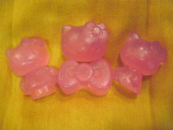 Hello Kitty guest soap