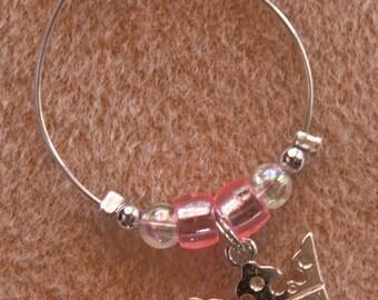 Crown Wine Glass  Jewelry