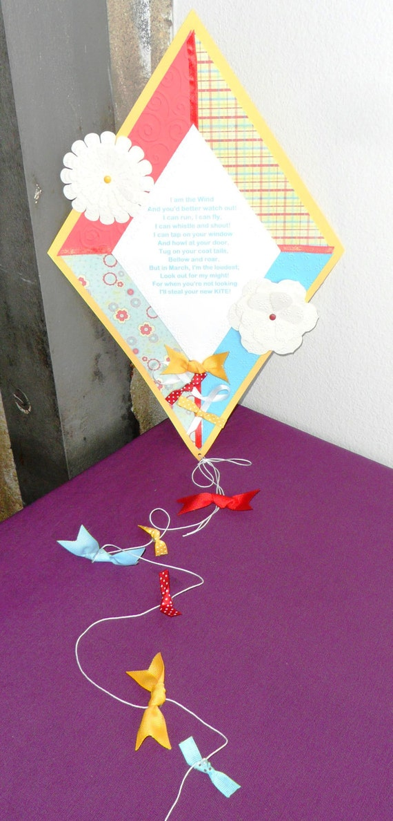Items Similar To Kite For A Table Centerpiece Or A Banner