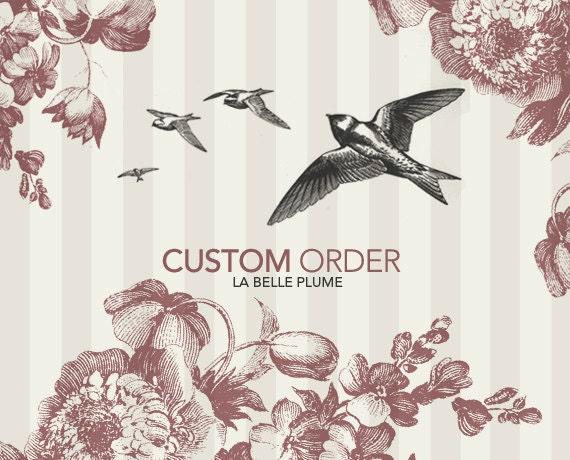 Custom Order for Emma x