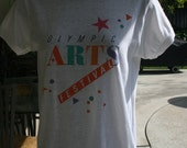 Vintage 1984 Los Angeles Olympic Arts Festival T Shirt