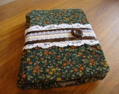 Corduroy and Lace Kindle Cover
