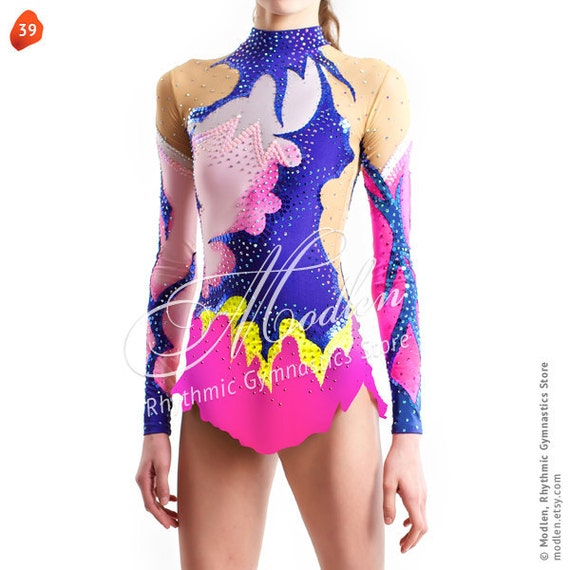 how to make a dance costume out of a leotard