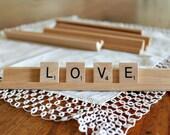 Scrabble Racks