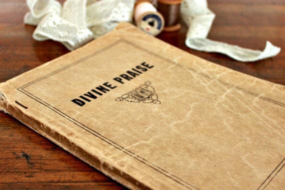Vintage Hymnal