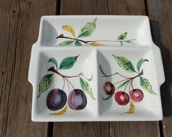 Vintage Serving Dish Made In Italy