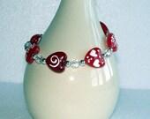 I LOVE YOU Bracelet - Free Shipping - Item 003