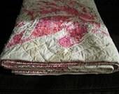 Pink Unicorn Quilt