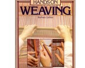 Hands on Weaving by Barbara Liebler