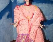 Barbie in Empress Josephine gown