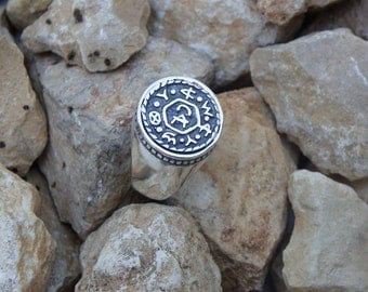 Silver Livelihood Ring