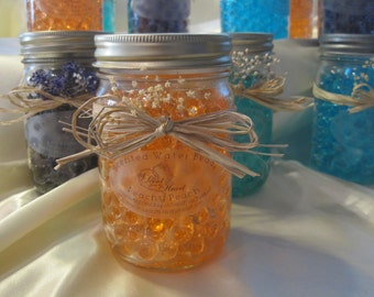 Water Beads-The Wickless Candle NEW ITEM